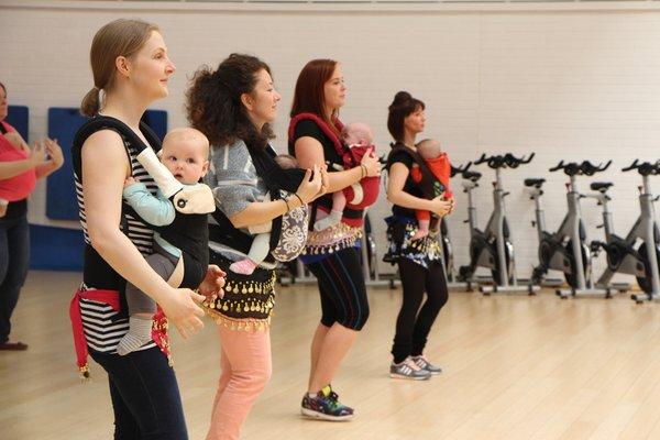 Dance with Babies etkinliği 9-10 Haziran'da!