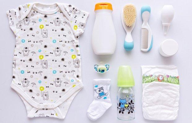 Kışın doğan bebekler için alışveriş listesi