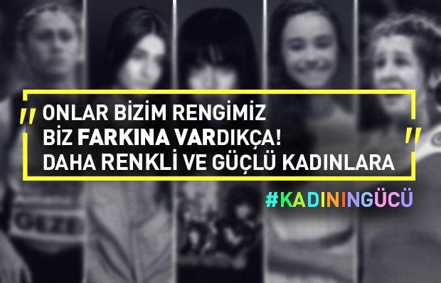 Fark yaratan genç Türk kadınları