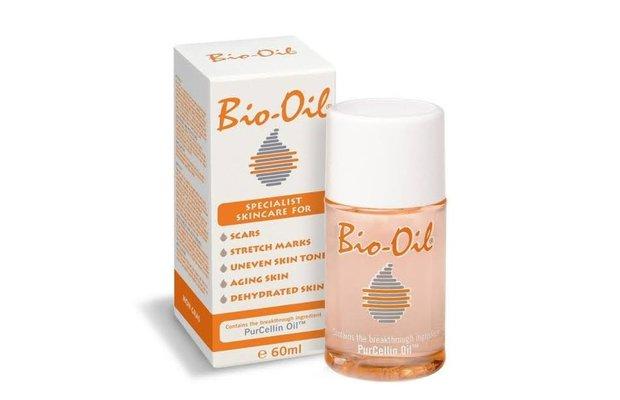 Çatlaklar ve lekeler için Bio-Oil mucizesiyle tanışın!