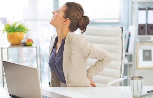 Bel, sırt ve boyun ağrısına karşı 8 önlem
