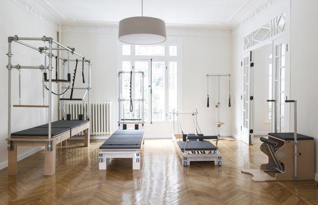 Basi Pilates stüdyosu spor severlerle buluşmaya hazır