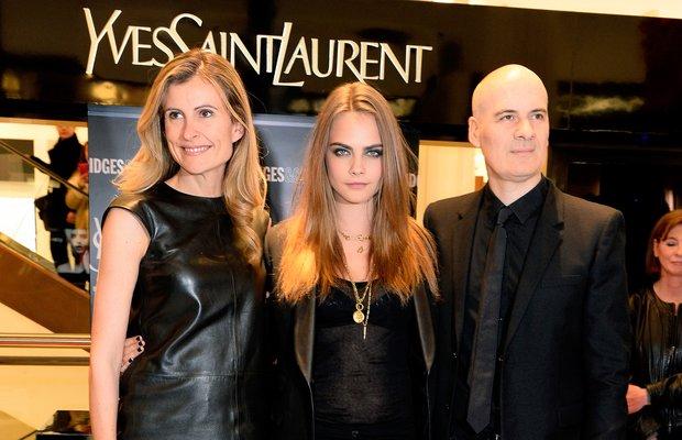 Cara Delevingne Yves Saint Laurent Beauty'nin yeni yüzü