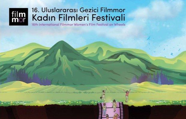 16. Uluslararası Gezici Filmmor Kadın Filmleri Festivali