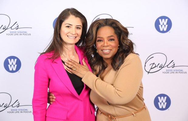 Oprah, 2020 yılında hayatınıza odaklanın diyor