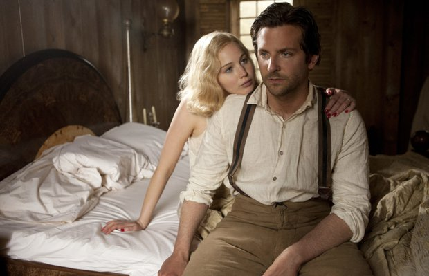 Jennifer Lawrence ve Bradley Cooper aynı filmde