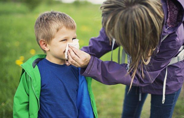Grip ve alerjiyi birbirine karıştırmayın