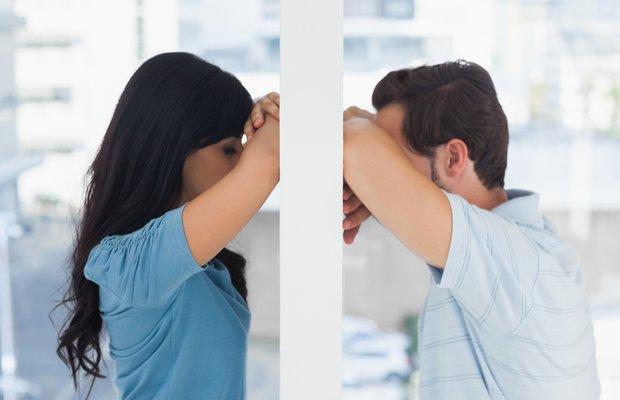 Image result for boşanan cift