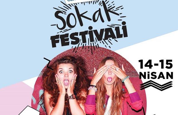 Sokak Festivali 14-15 Nisan'da Küçükçiftlik Park'ta