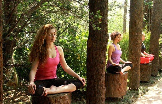 Yaz dönemine özel müthiş yoga etkinlikleri