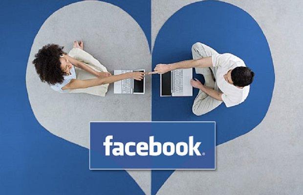 Facebook çöpçatan sitesi mi oluyor?