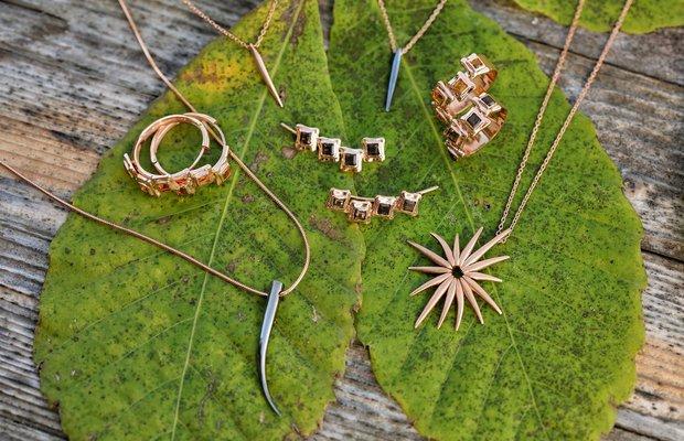 Padme Designs'dan annelere hatırlatıcı mücevherler