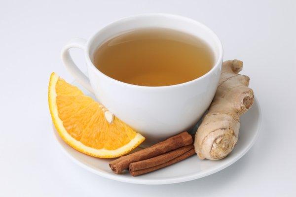 Portakallı kış çayı