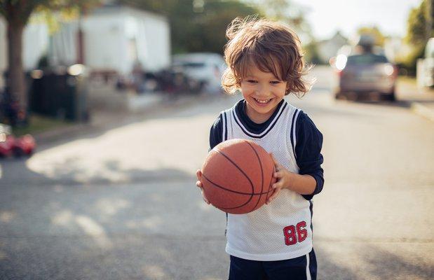 basketbol cocuk spor