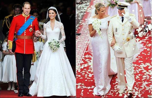 İki kraliyet düğünü arasındaki 8 fark