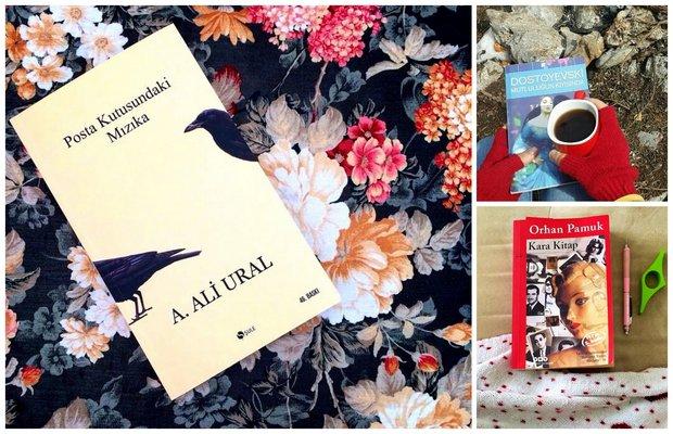 Pudra diyor ki: Bu kitapları mutlaka okuyun!