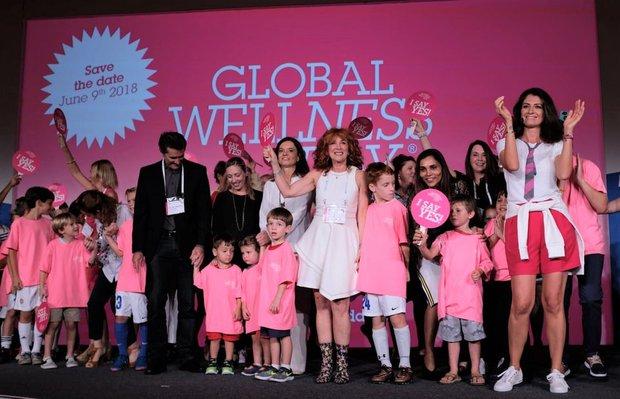Global Wellness Day'de bu yılın konusu: Çocuklar için wellness!