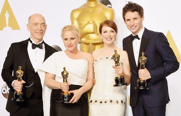 2015 Oscar kazananları