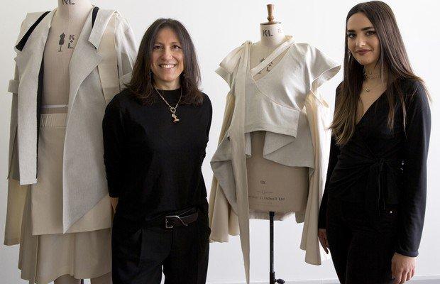 Genç moda tasarım yarışmacıları II