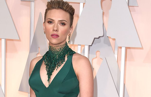 Scarlett Johansson'ın Oscar makyajının sırları