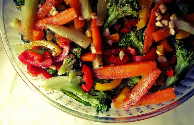 1 günlük vegan menü