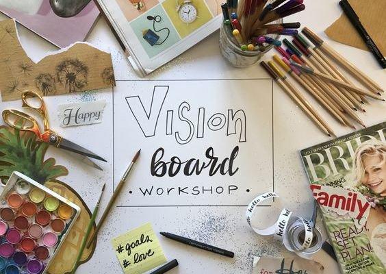 Yeni yıl gelmeden hedeflerinizi belirleyin ve hayal panonuzu kurun
