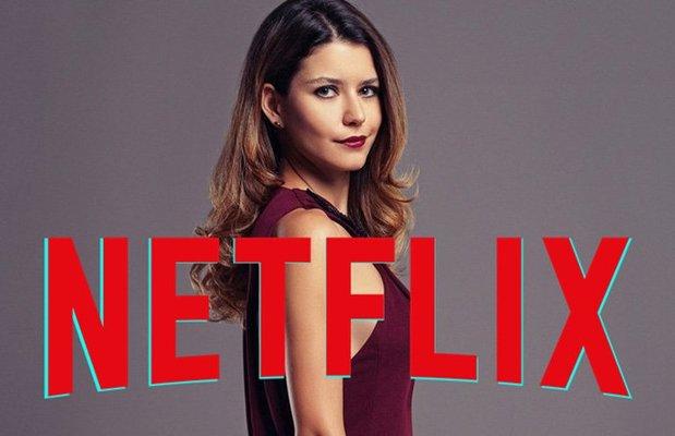 Beren Saat Netflix dizisinde