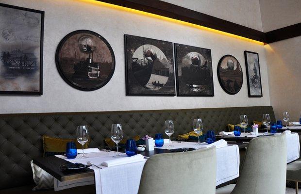 Karaköy'ün yeni restoranı: Rudolf