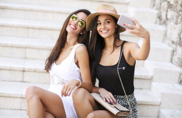 Mükemmel selfie için en popüler 10 uygulama
