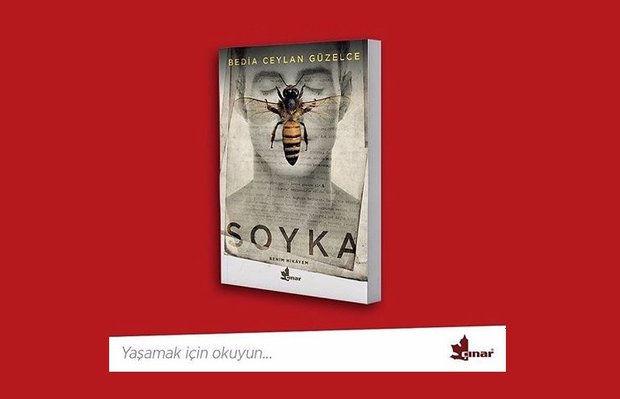 Bedia Ceylan Güzelce'nin üçüncü romanı SOYKA raflarda!