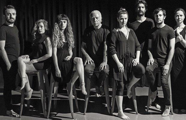 K! Kültüral Performing Arts'dan bir Medea gerçekleştirmesi: Teessür!