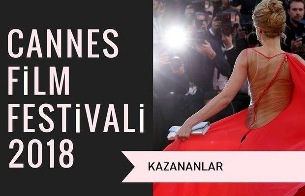 2018 Cannes Film Festivali kazananları