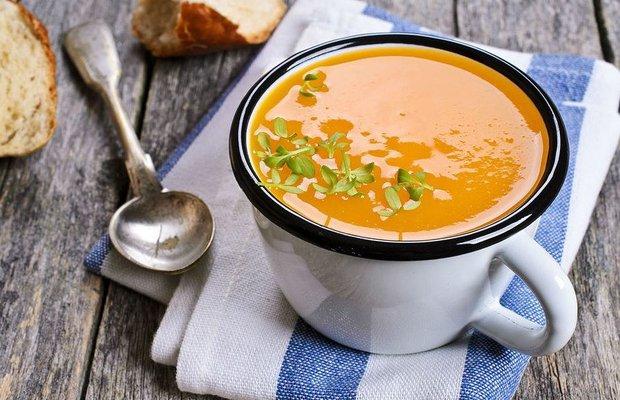 Kışın Vazgeçilmezi Balkabağı Çorbası Tarifi