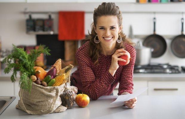 Mutfağınızı düzenleyerek kilo verin