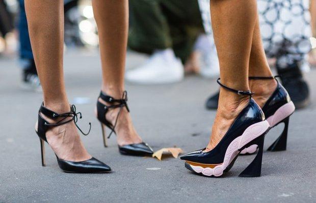 Bir stil göstergesi: İddialı ayakkabılar