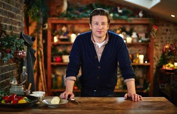 Jamie Oliver'dan yılbaşı önerileri