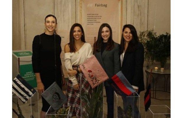 Modada geri dönüşüm: H&M Fair Bag koleksiyonu