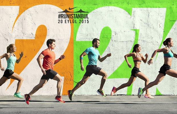 Nike Run Istanbul 2015 ne zaman?