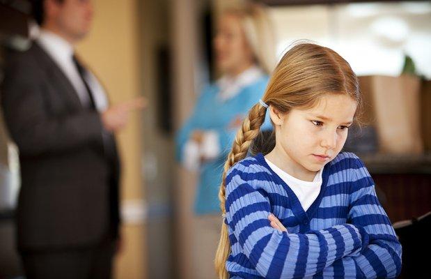 Çocukların yaşı ve boşanma