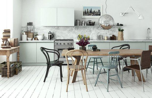 Mutfağınızı yenilemek için 10 pratik fikir
