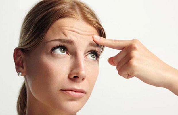 Alın kırışıklığı nasıl tedavi edilir?