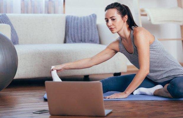 Covid geçiren kişiler için 7 önemli egzersiz