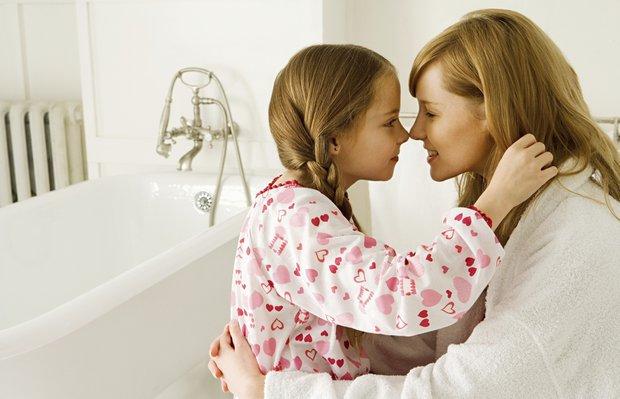 Çocuğunuzla birlikte yıkanmak ve cinsellik