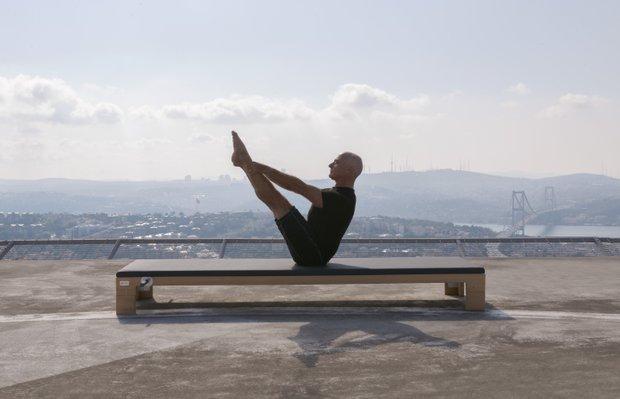 Pilates gurusu Rael Isacowitz ile özel röportaj