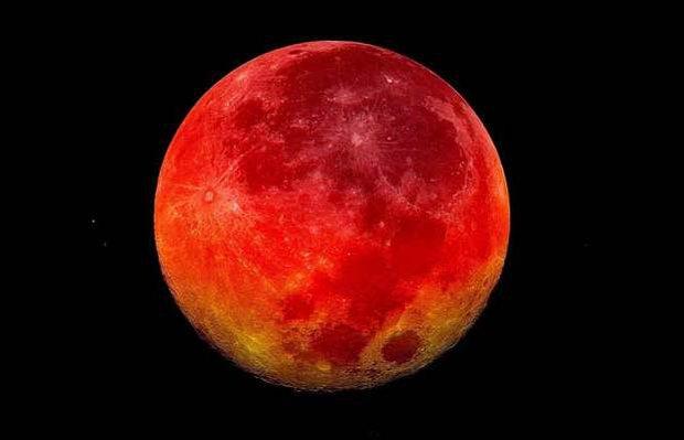 Yılın ilk süper kanlı ay anını fotoğraflamak için 5 ipucu