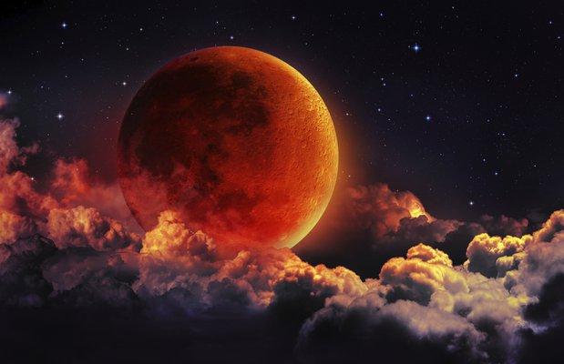 21 Ocak 2019 Süper Kanlı Ay Tutulması Etkileri