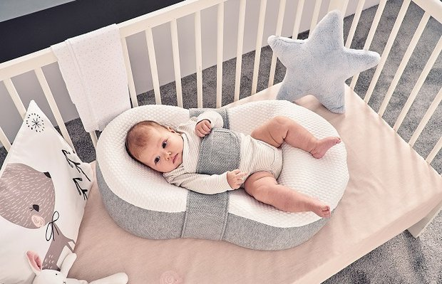 Bebeklere özel yatak: Juno