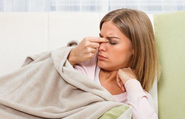 Sinüzit için doğal tedavi yöntemleri