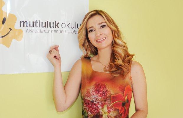 Dr. Ebru Nurluoğlu mutluluğun formülünü açıkladı