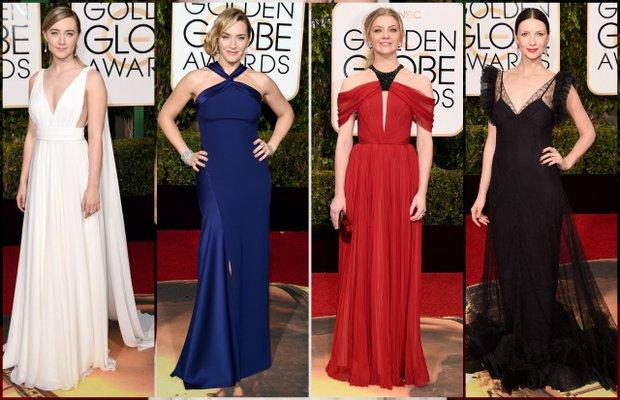 2016 Altın Küre Ödülleri'nin öne çıkan elbise trendleri